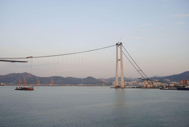 Yi Sun-sin Bridge Yi Sunsin Bridge Wikipedia