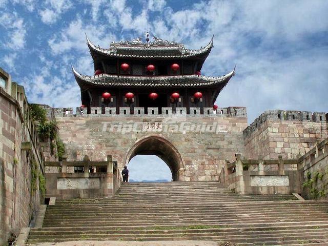 Yibin Tourist places in Yibin