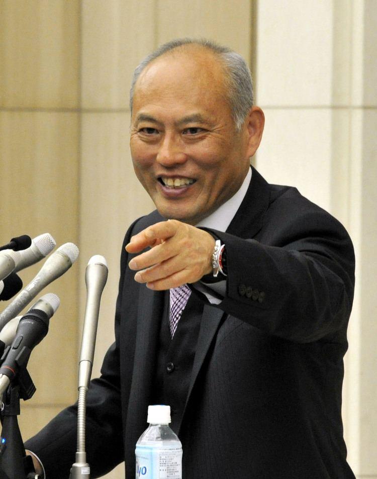 Yōichi Masuzoe Yoichi Masuzoe Alchetron The Free Social Encyclopedia