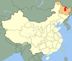 Yichun, Heilongjiang Yichun Heilongjiang Wikipedia