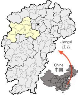 Yichun, Jiangxi Yichun Jiangxi Wikipedia