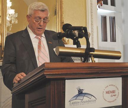 Yigal Carmon MEMRI President Yigal Carmon speaking at the 2011 third