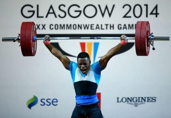 Yinka Ayenuwa Weightlifters Yinka Ayenuwa Ndidi Winifred Win Silver Medals at