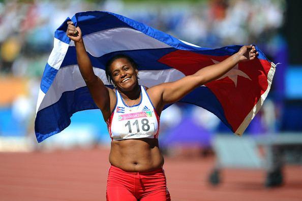 Yipsi Moreno Yipsi Moreno Pictures XVI Pan American Games Day 10