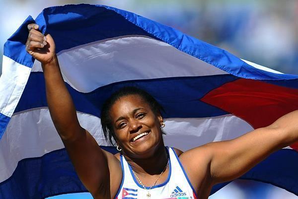 Yipsi Moreno Athlete profile for Yipsi Moreno iaaforg