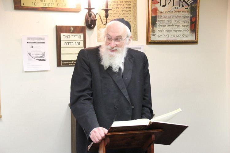 Yisroel Belsky Rav Belsky Addresses Siyum on Moed Katan Lefkowitz
