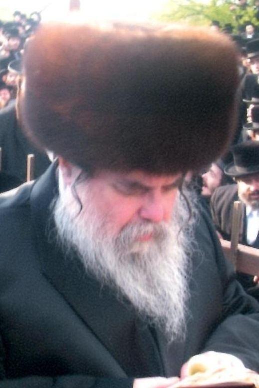 Yissachar Dov Rokeach (fifth Belzer rebbe)