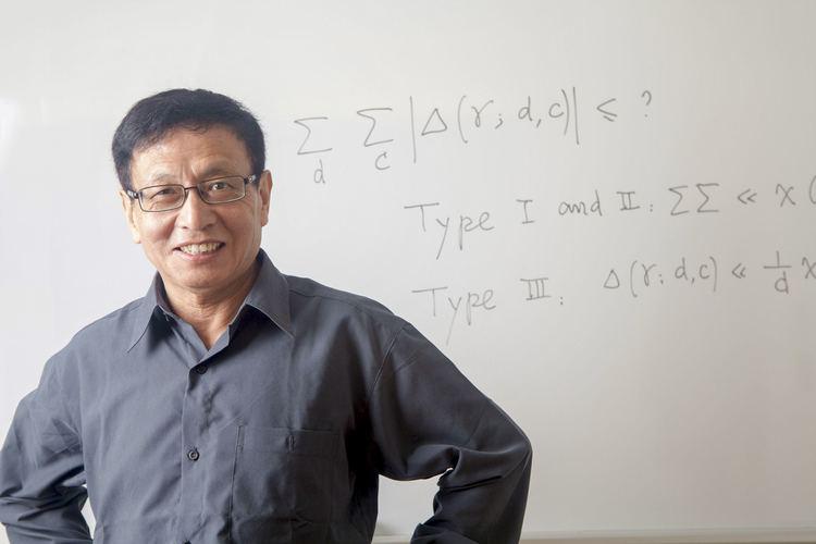 Yitang Zhang Yitang Zhang MacArthur Foundation