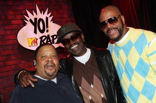 Yo! MTV Raps Catching Up Yo MTV Raps Original Hosts Fab 5 Freddy Doctor Dre