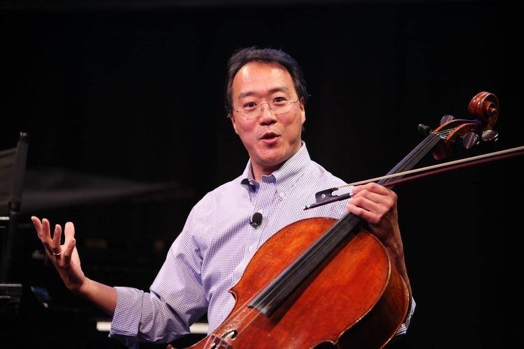 Yo-Yo Ma YoYo Ma a virtuoso at more than the cello The