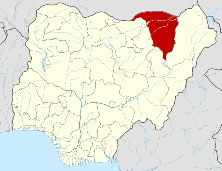 Yobe State in the past, History of Yobe State
