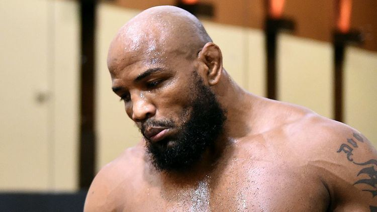 Yoel Romero Yoel Romero makes controversial comments about US after
