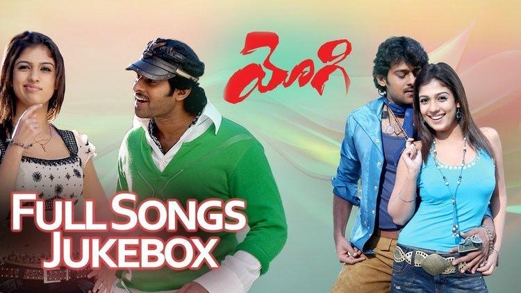 Yogi (2007 film) Yogi Movie Full Songs Jukebox PrabhasNayanathara