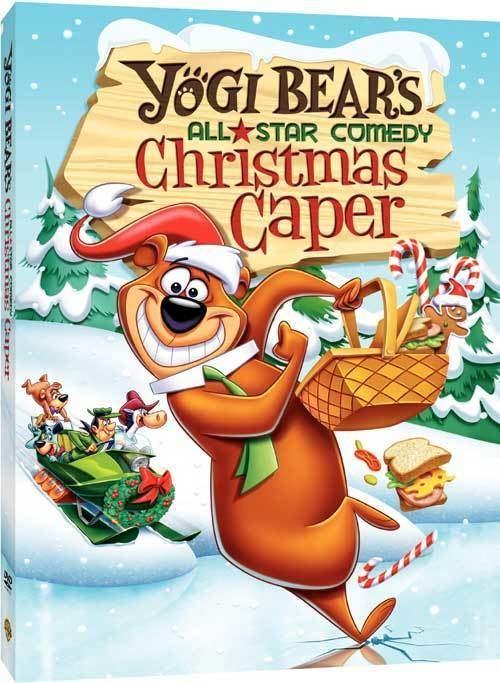Yogi Bears All Star Comedy Christmas Caper 1982 Childrens