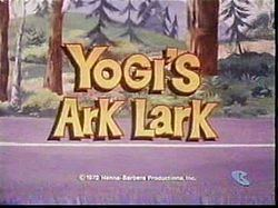 Yogis Ark Lark Wikipedia