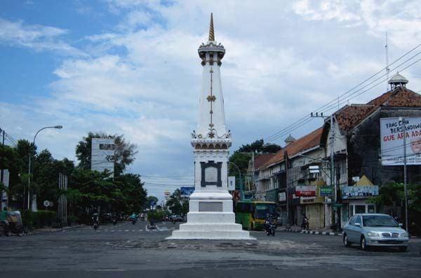 Yogyakarta Beautiful Landscapes of Yogyakarta