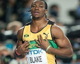 Yohan Blake httpsuploadwikimediaorgwikipediacommonsthu