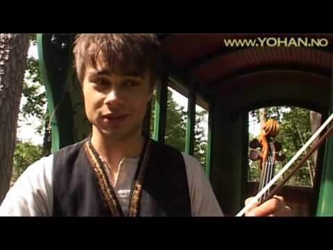 Yohan: The Child Wanderer Alexander Rybak in the movie Yohan The Child Wanderer YouTube