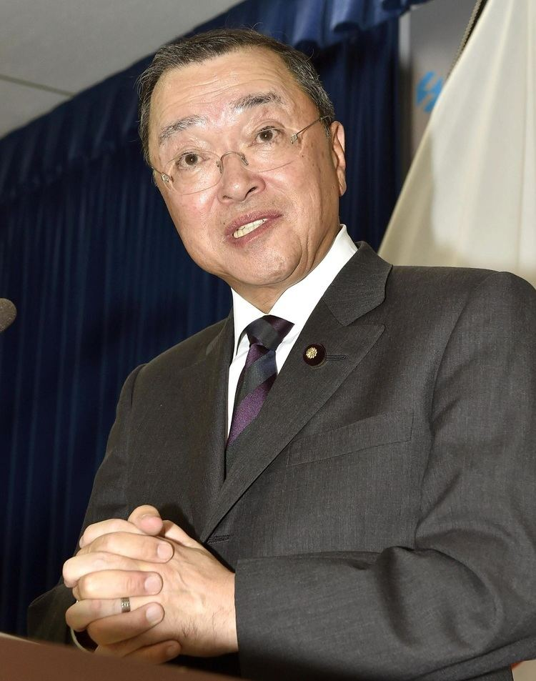 Yoichi Miyazawa New ministers pledge no interruption to nuclear policy