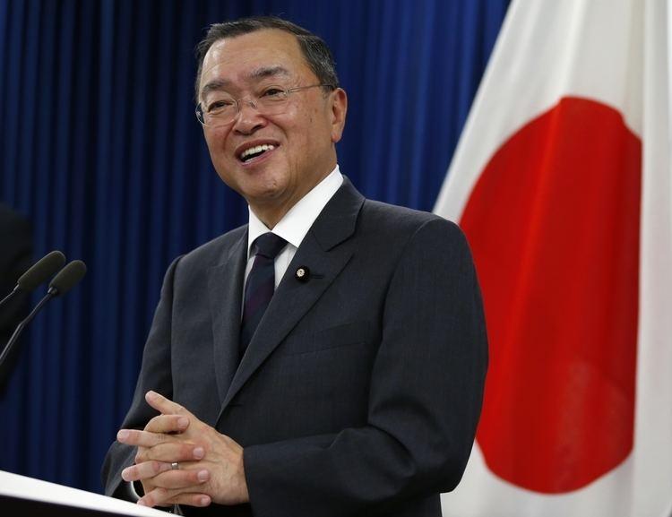 Yoichi Miyazawa Japanese Minister Yoichi Miyazawa in SampM Sex Club Expenses