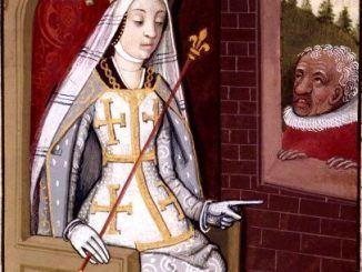 Yolande of Aragon Yolanda of Bar Queen of Aragon History of Royal Women