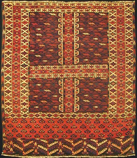 Yomut carpet