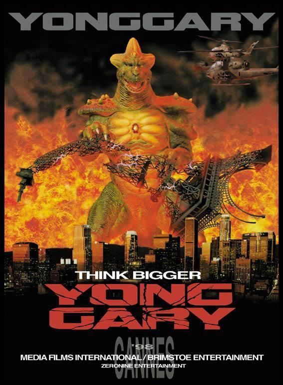 Yonggary (1999 film) The Terrible Claw Reviews HubrisWeen 2015 Day 25 Yonggary 1999