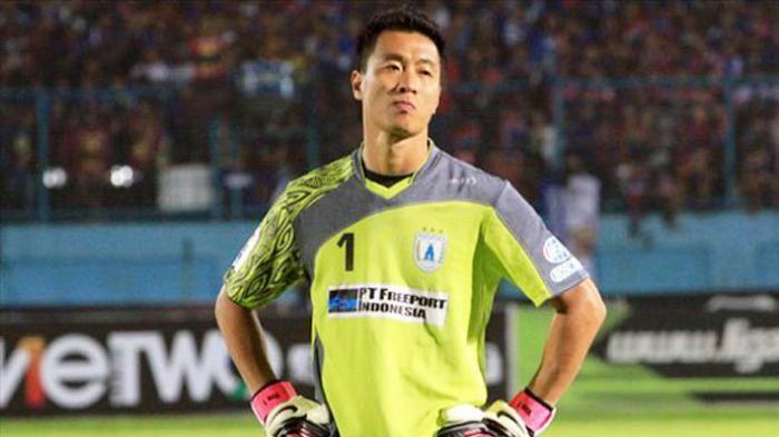 Yoo Jae-hoon Persipura Tanpa Kiper Yoo Jaehoon di Final LSI Lawan
