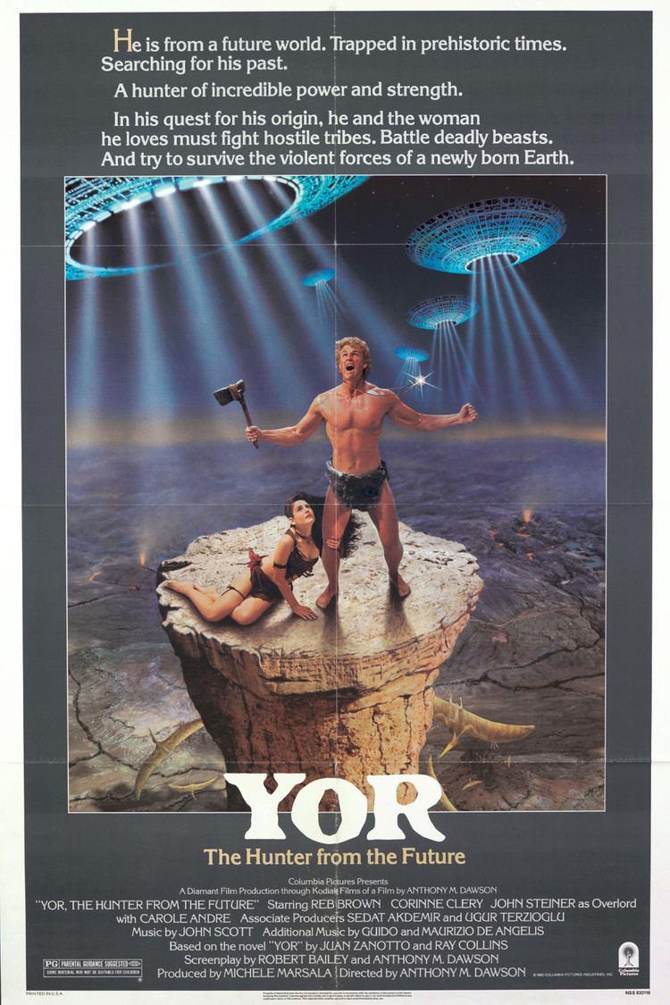 Yor, the Hunter from the Future wwwgstaticcomtvthumbmovieposters7601p7601p