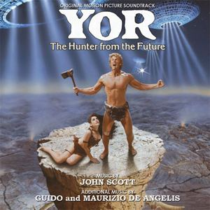 Yor, the Hunter from the Future Yor the Hunter from the Future soundtrack Wikipedia