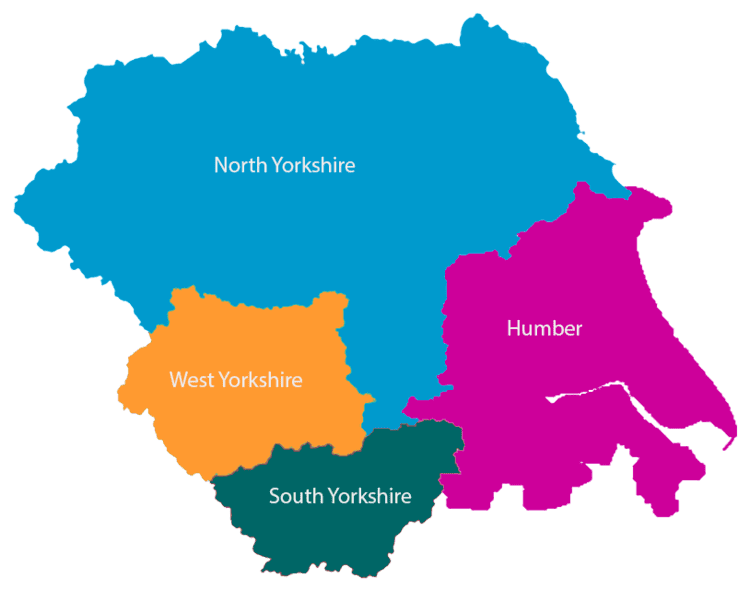 Yorkshire and the Humber Inspiring Yorkshire and the Humber
