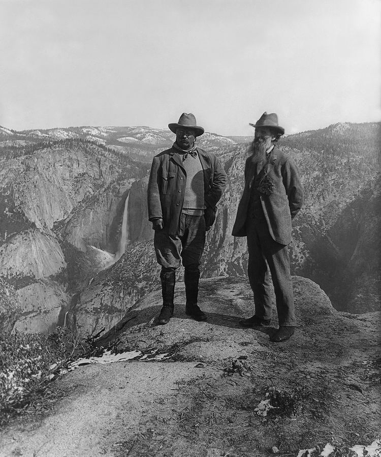 Yosemite National Park in the past, History of Yosemite National Park