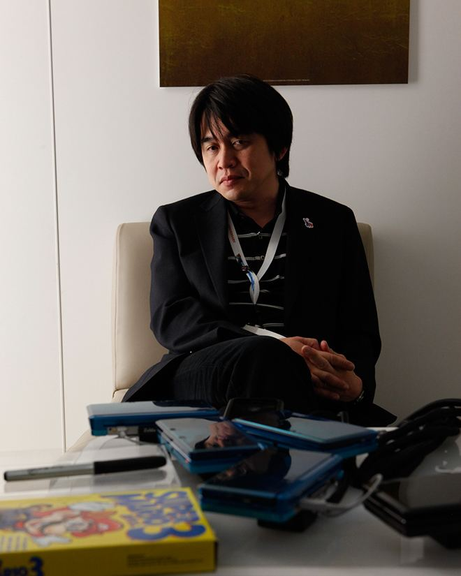 Yoshiaki Koizumi What Mario Zelda Producers Know or Not About Wii U WIRED