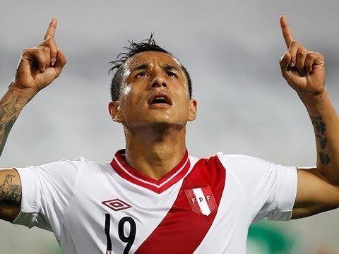 Yoshimar Yotún Yoshimar Yotn Seleccion Peruana YouTube
