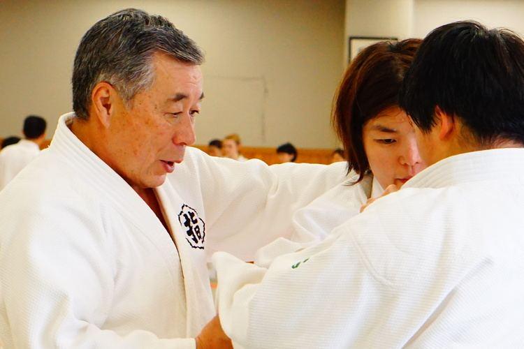 Yoshimi Osawa Waza Course and Womens Course have begun Kodokan Judo Institute
