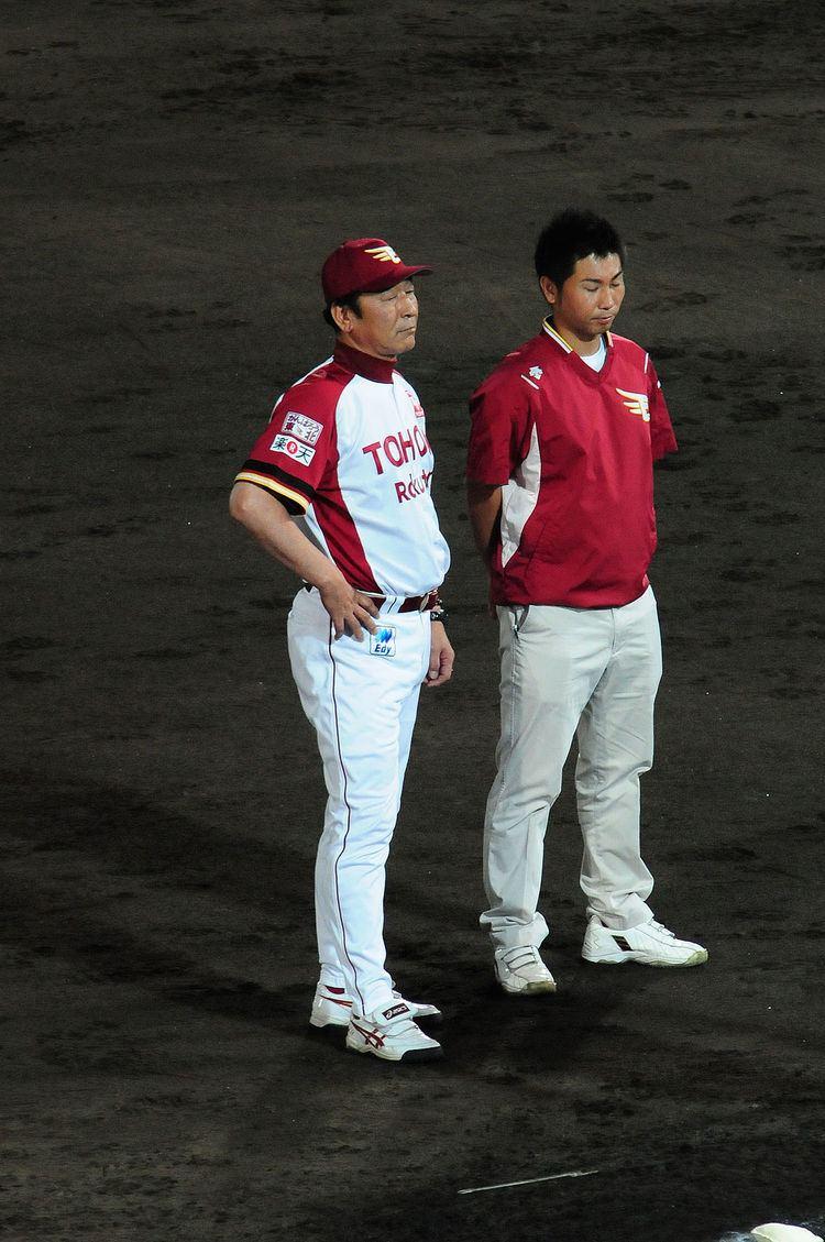 Yoshinori Sato (baseball, born 1954) Yoshinori Sato baseball born 1954 Wikipedia