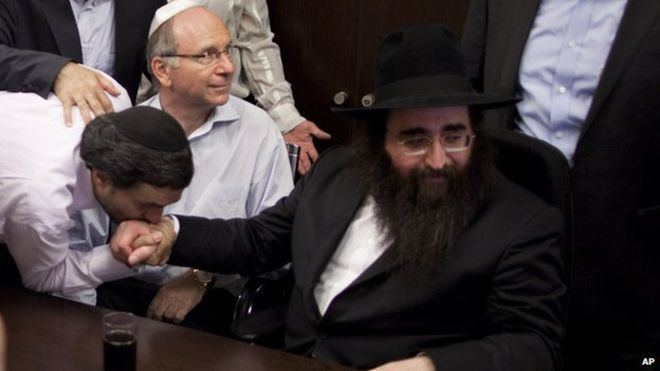 Yoshiyahu Yosef Pinto Renowned Israeli rabbi Yoshiyahu Pinto jailed for bribery BBC News