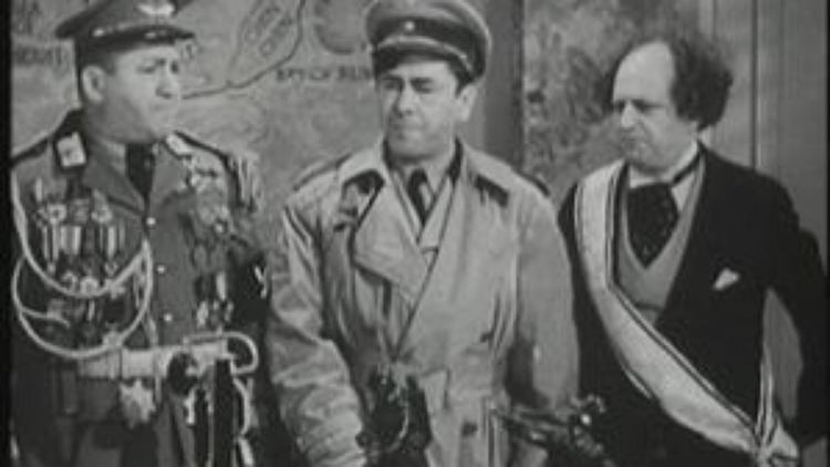 You Nazty Spy! movie scenes The Three Stooges 044 You Nazty Spy Color 1940 Video Dailymotion