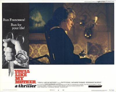 You'll Like My Mother Bluray Review 1972s YOULL LIKE MY MOTHER ComingSoonnet