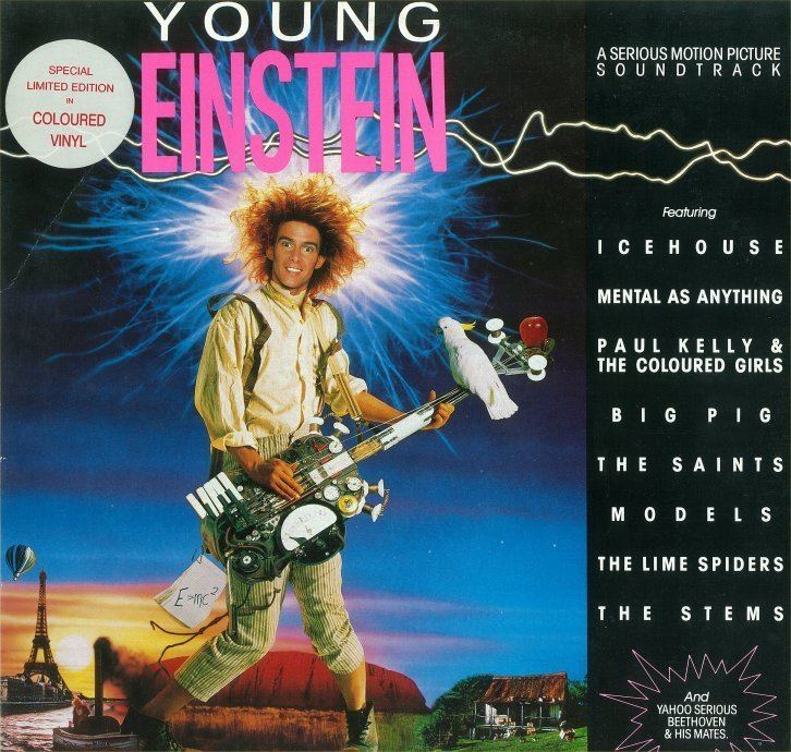 Young Einstein movie scenes In 1988 Yahoo Serious became the first Australian to write direct produce and star in a feature film Young Einstein was a national and international hit