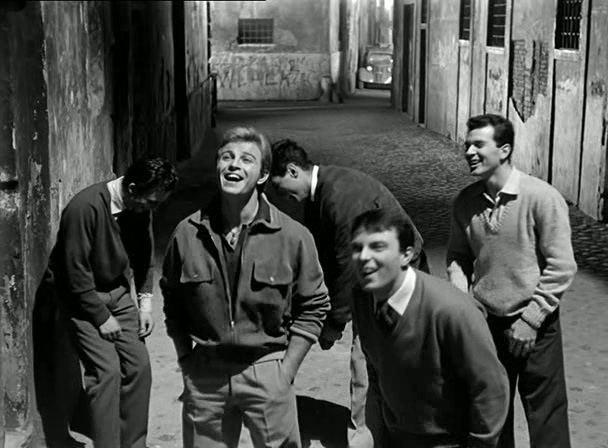 Young Husbands Giovani mariti Young Husbands 1958 Mauro Bolognini Isabelle
