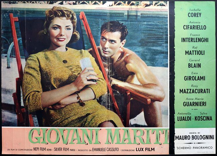 Young Husbands CINEMA fotobusta GIOVANI MARITI corey mattioli BOLOGNIN eBay