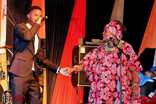 Young Kay Gamechanger Third Eye Gwamba Young Kay set high bar Nyasa Showbiz