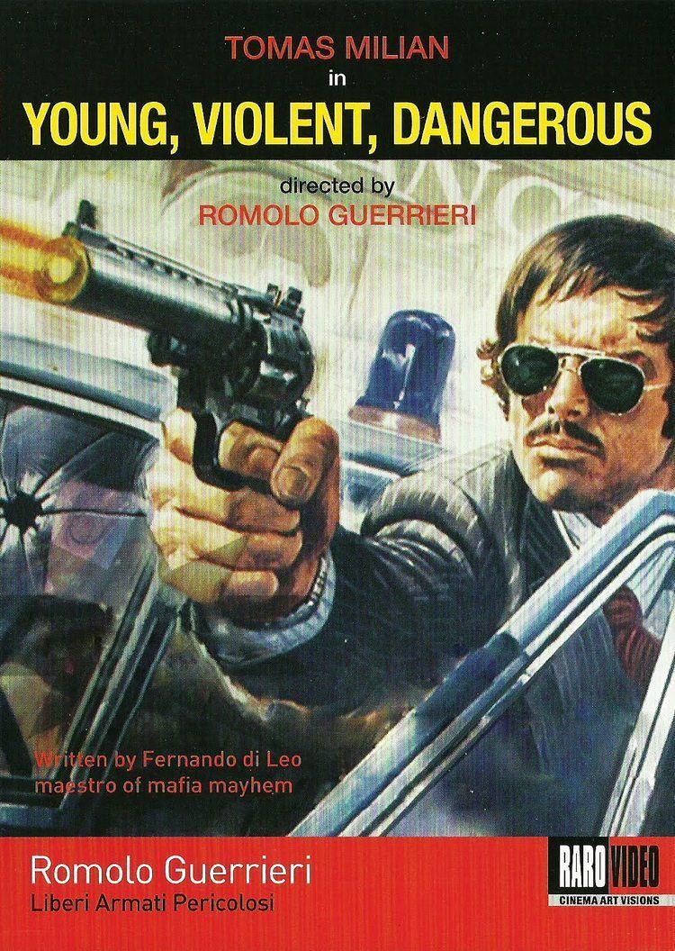 Young, Violent, Dangerous Blood Brothers Young Violent Dangerous 1976 355