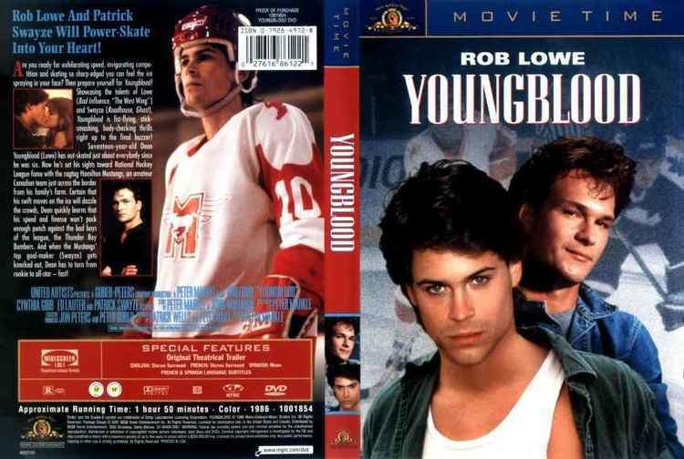 Youngblood (1986 film) How Rob Lowe Almost Killed Hockey Forever Entertainment Thrillist