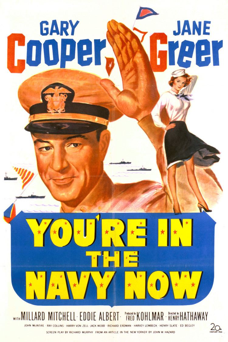 You're in the Navy Now wwwgstaticcomtvthumbmovieposters6159p6159p