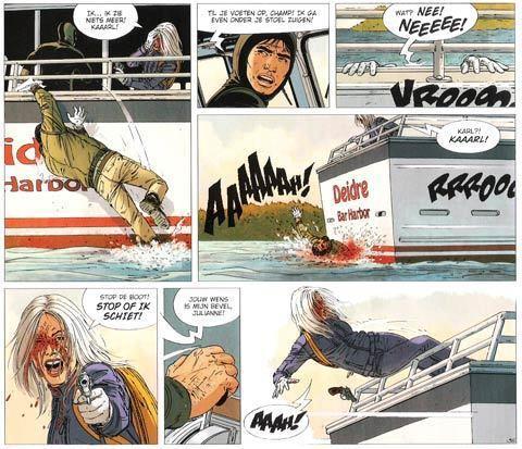 Youri Jigounov Iouri Jigounov Lambiek Comiclopedia
