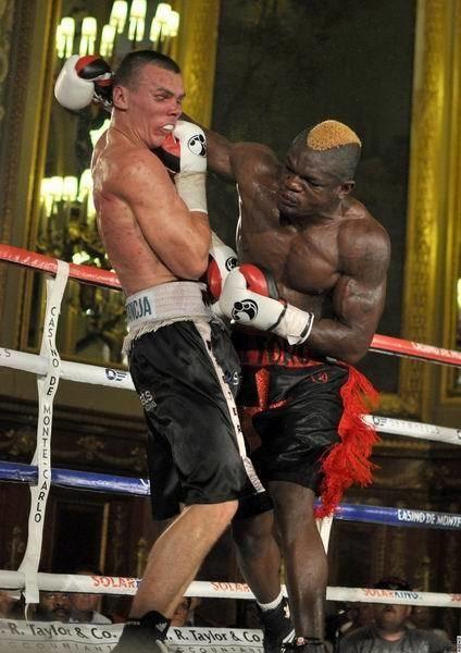 Youri Kayembre Kalenga Fight Mateusz Masternak L SD 12 12 Youri Kayembre