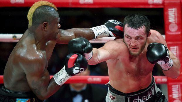 Youri Kayembre Kalenga Denis Lebedev beats Youri Kalenga retains WBA