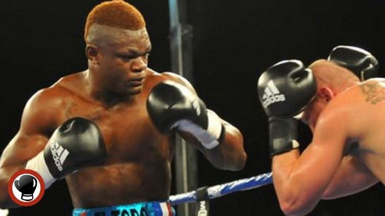 Youri Kayembre Kalenga YOURI KAYEMBRE KALENGA VS DENTON DALEY ITS OFFICIAL